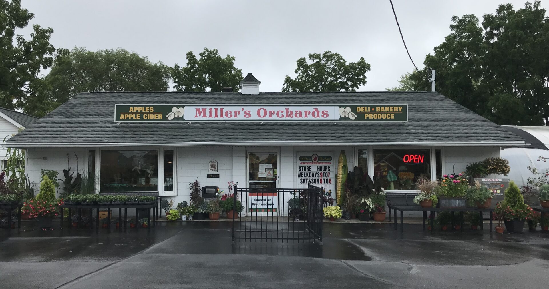 front of store photo